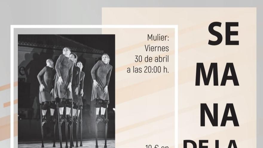 """""""Mulïer"""" y """"Vigor Mortis""""  llegan a Torrevieja para celebrar el día internacional de la Danza"""