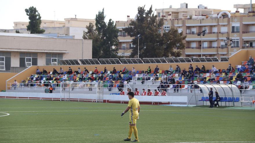 San Vicente reabre los vestuarios a clubes y el público podrá regresar a las competiciones oficiales