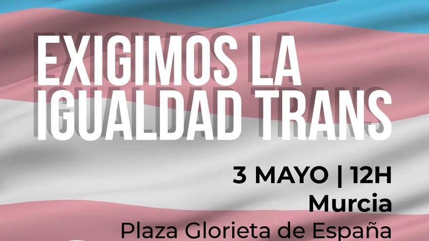 La Plataforma LGTBI organiza dos actos para reivindicar los derechos 'trans'