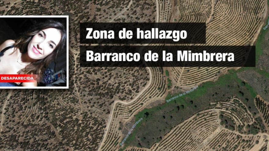 El juez levanta el cadáver de la maestra zamorana Laura Luelmo y certifica su identidad