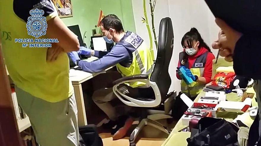 Detienen a siete pederastas, uno de ellos en A Coruña, en una redada en varias ciudades