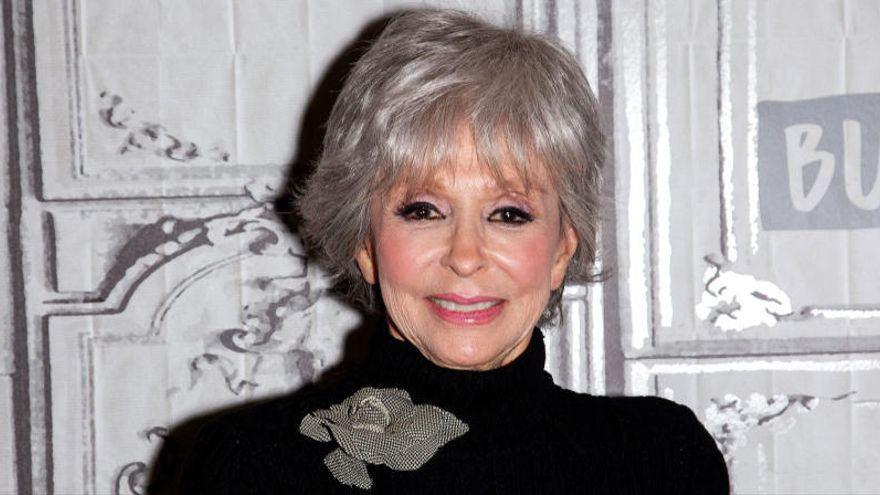 Rita Moreno reina en Sundance con 'Just a Girl Who Decided to Go for It'