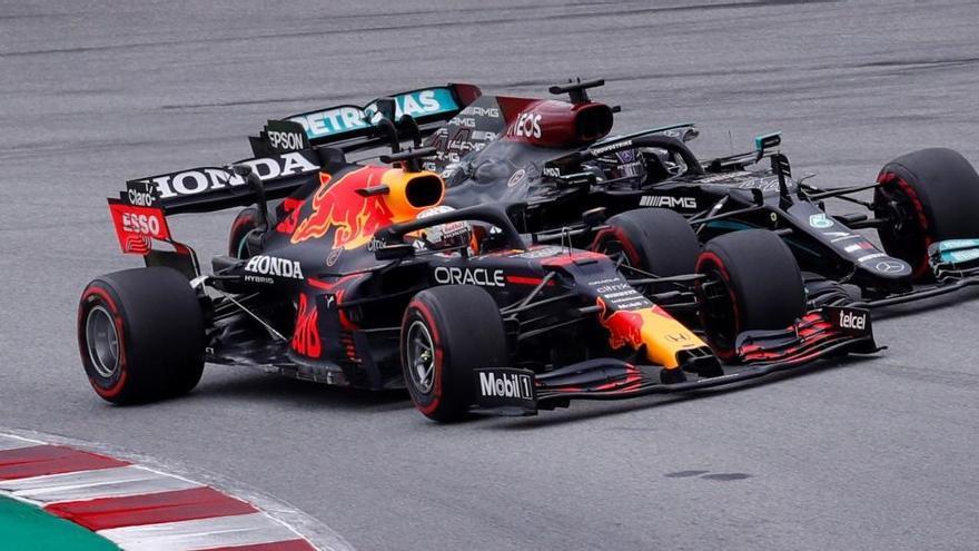 Hamilton domina a Barcelona