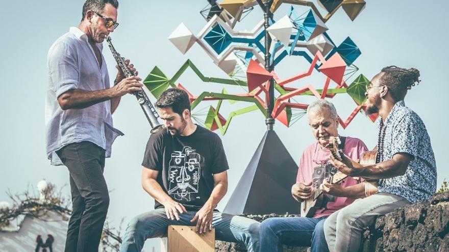 Toñín Corujo Quartet. 'El genio'