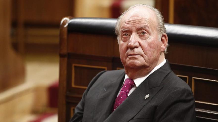 El dilema del regreso del Rey emérito a España