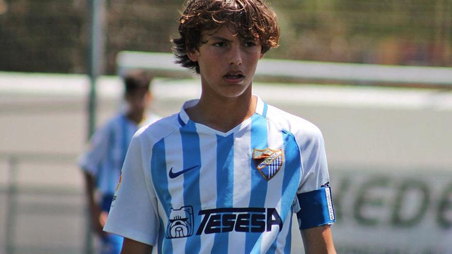 El malagueño Ander Castillo, convocado con la Selección Española sub-15