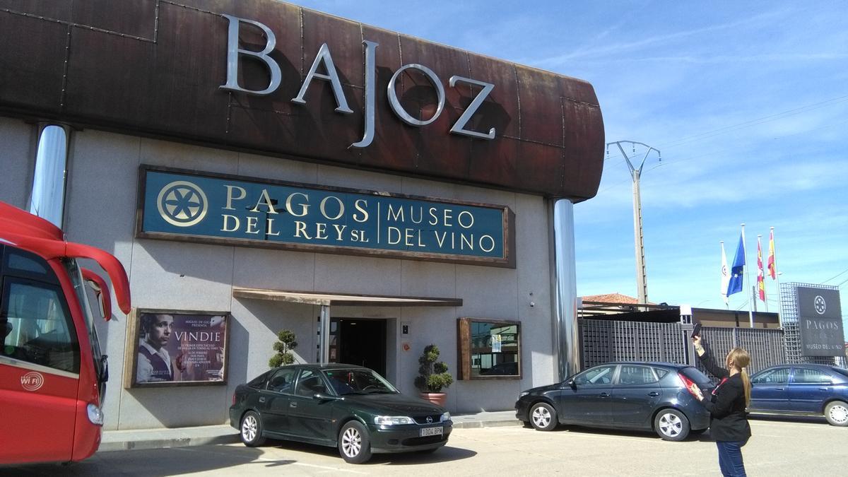 Instalaciones del Museo del Vino en Morales de Toro