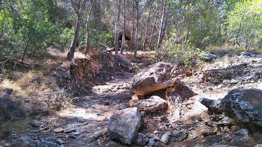 Urgen declarar la Sierra y el Cabo  como parajes naturales de Santa Pola
