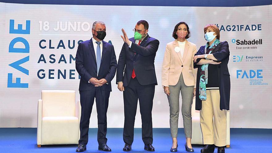 """Maroto aboga por recobrar la """"soberanía industrial"""" del país"""