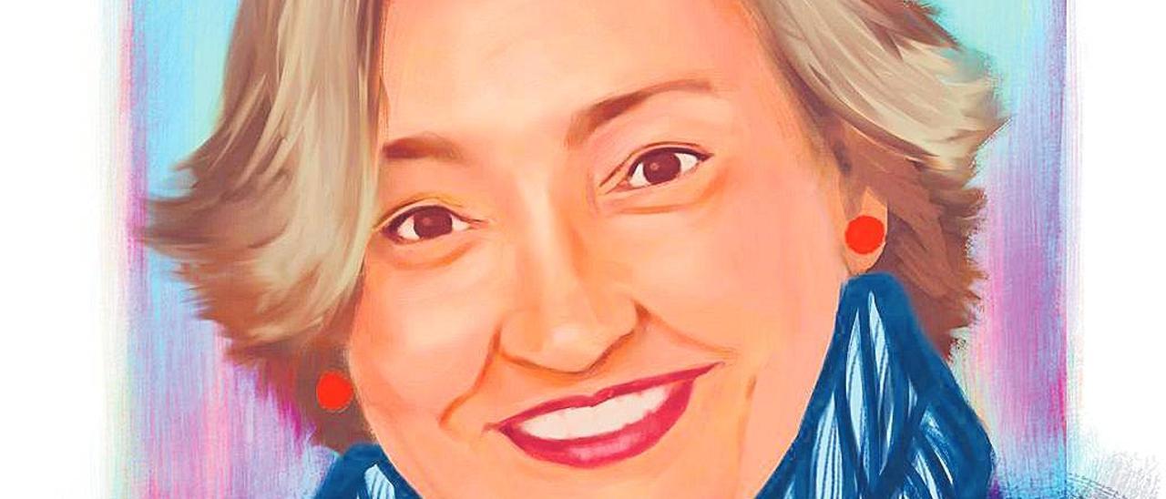Ilustración:  Ana Alicia González Martínez/BELLAS ARTES. UMH