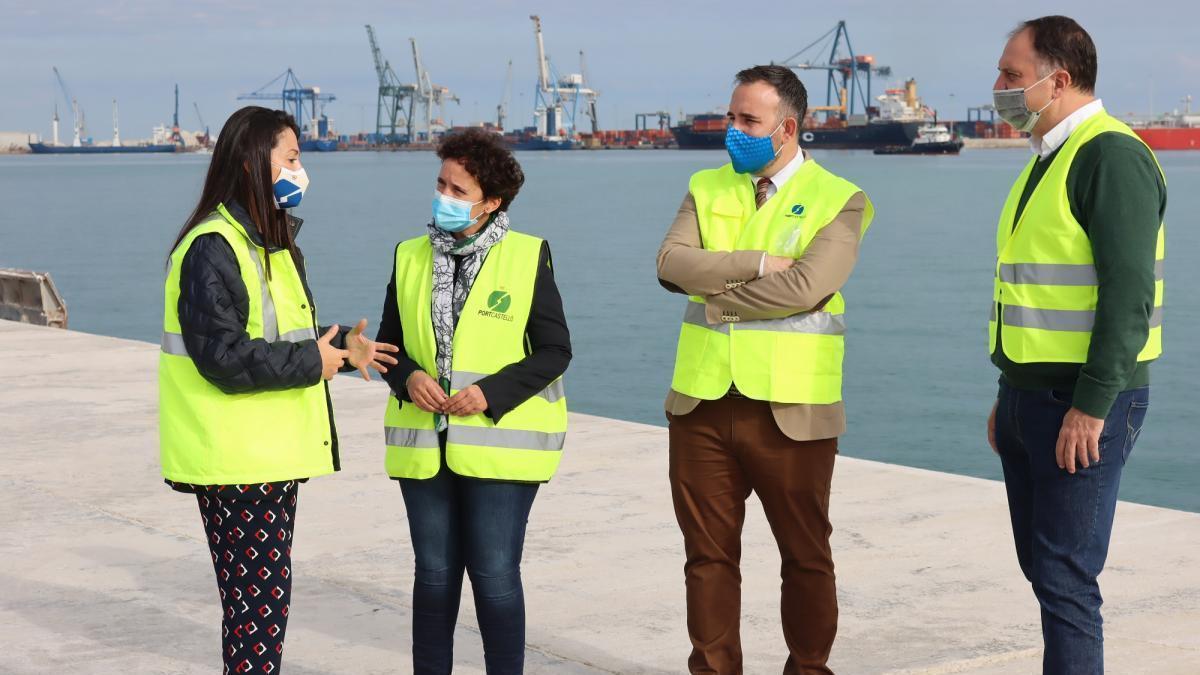 PortCastelló y Onda se alían para atraer a grandes firmas logísticas