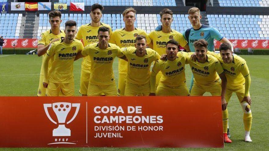 Los penaltis dejan al juvenil A del Villarreal sin la Copa de Campeones (0-0)