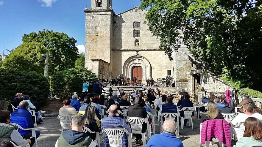 Música y paisaje en el Mosteiro de Trandeiras