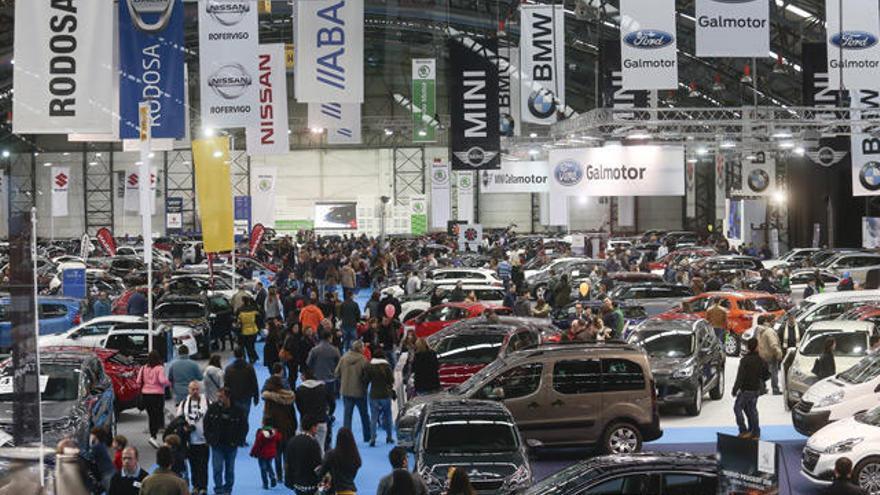 El Salón del Automóvil de Vigo abre sus puertas