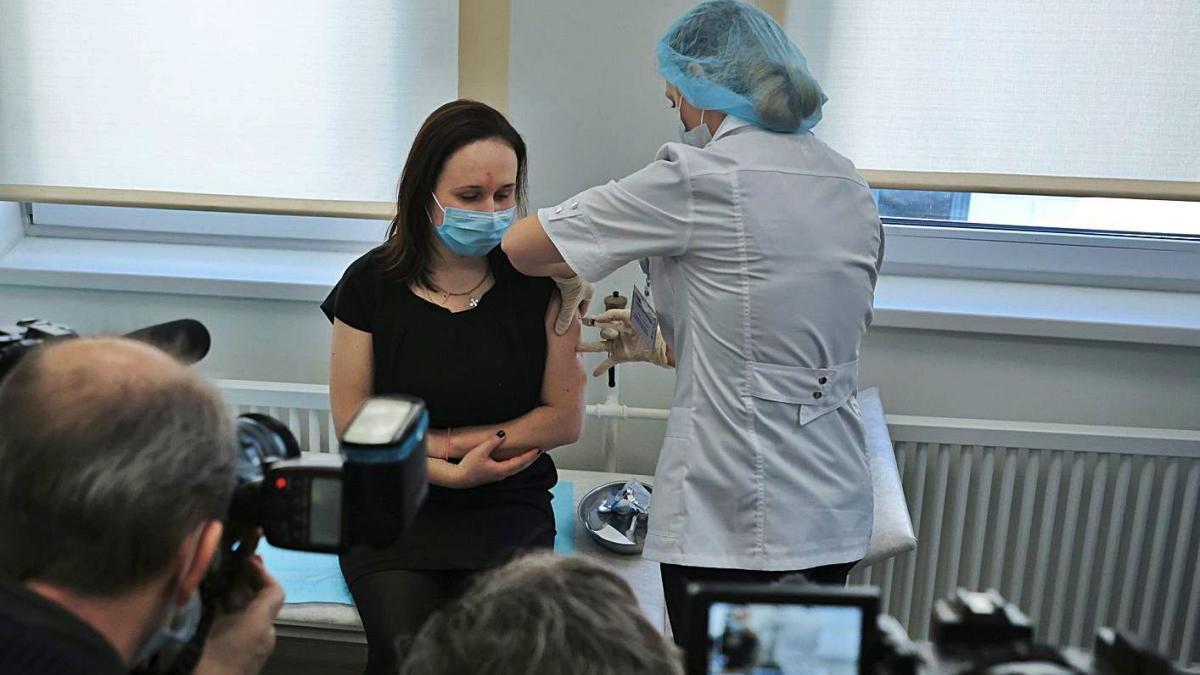 Moscou inicia la campany de vacunació contra la covid
