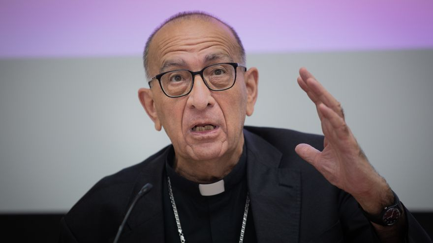 """El president de la Conferència Episcopal diu que no sabia """"absolutament res"""" de la renúncia del bisbe de Solsona"""