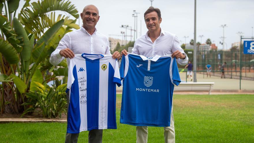 El Club Atlético Montemar renueva su colaboración con el Hércules