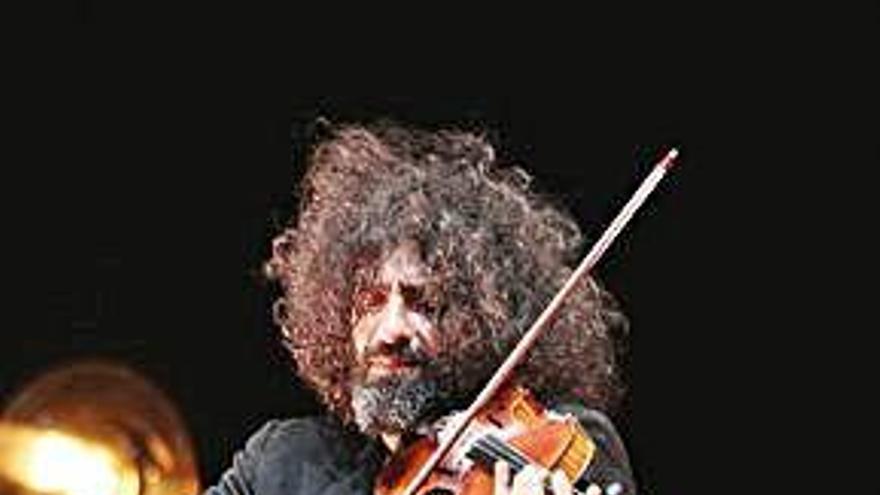 El violinista Ara Malikian cancela varios conciertos