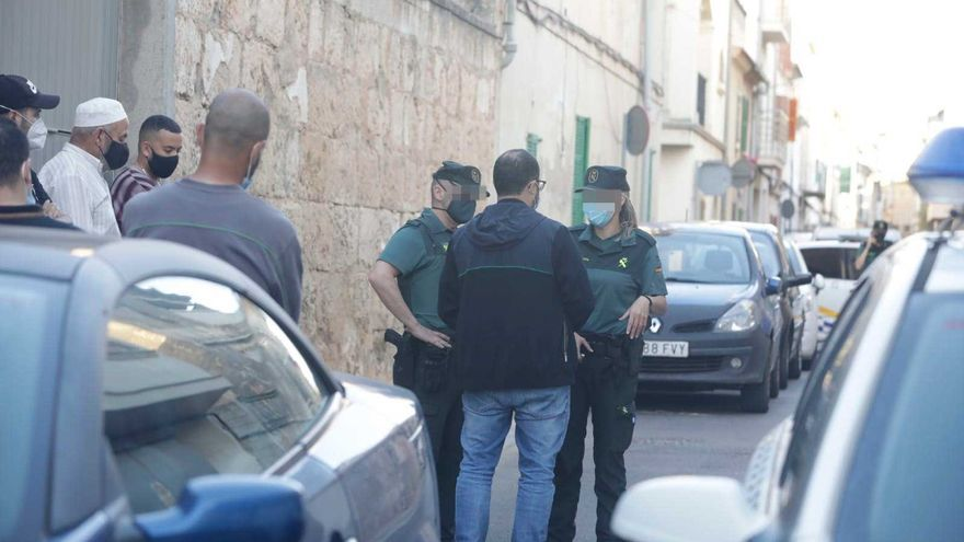Detenido en Palma el presunto autor del asesinato de una mujer embarazada y su hijo en sa Pobla