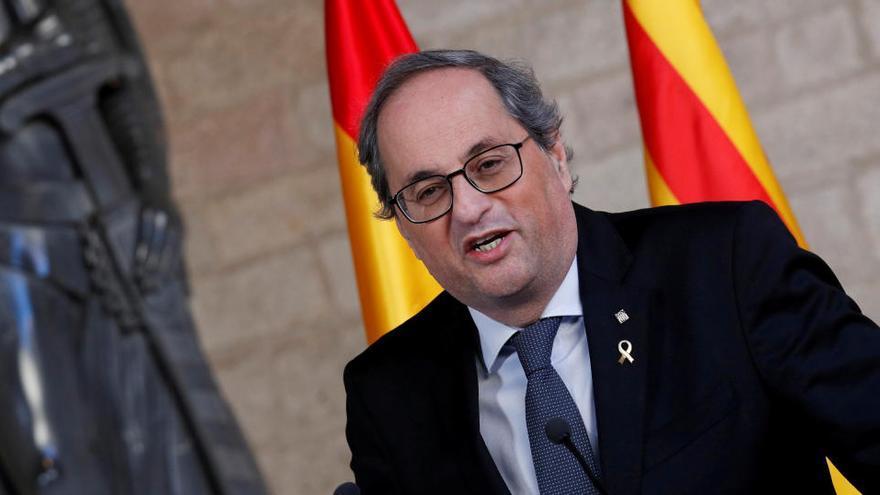 Torra no militará en el nuevo JxCat de Puigdemont