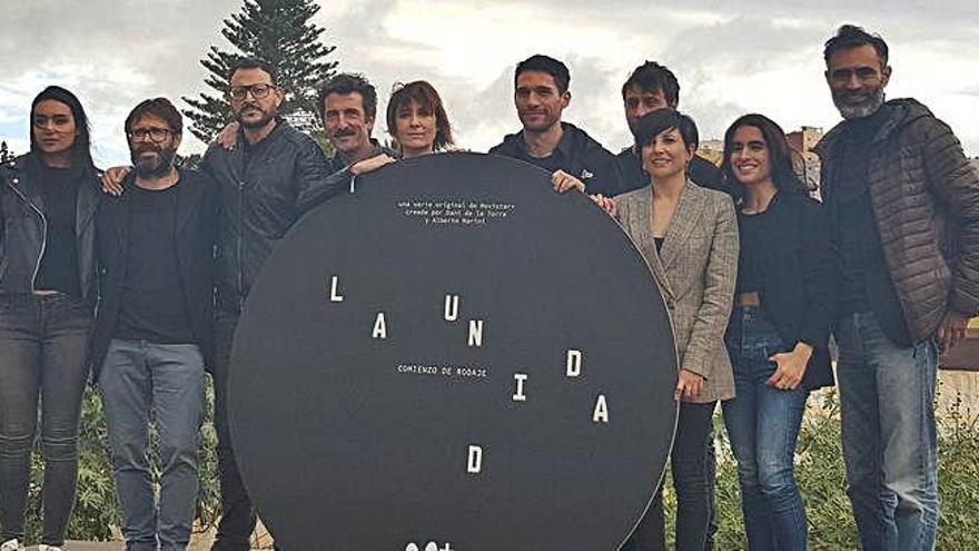 La serie coruñesa 'La Unidad', en el MipTV de Cannes