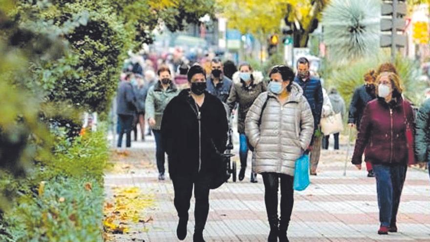 La pandemia provoca que la pérdida de población vuelva a acentuarse