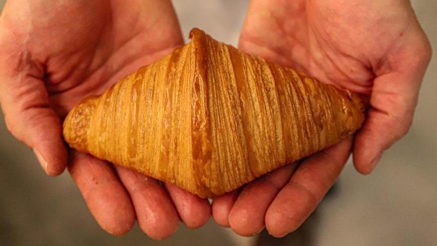 7 trucs per fer el millor croissant d'Espanya a casa