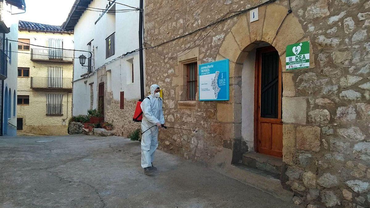 """La """"suerte"""" y el """"miedo"""", medidas anticovid de los 15 pueblos sin contagios de Castellón"""