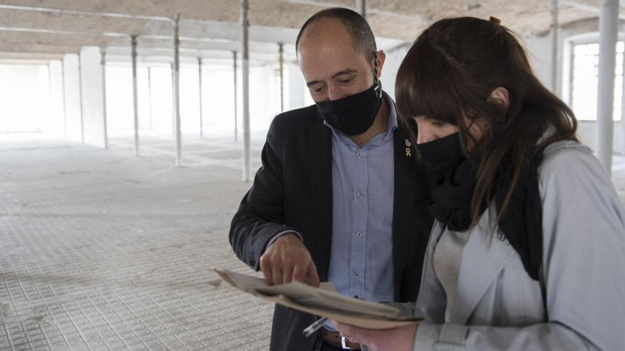 Manresa acollirà l'Oficina d'Atenció Ciutadana de la Generalitat a la Catalunya Central