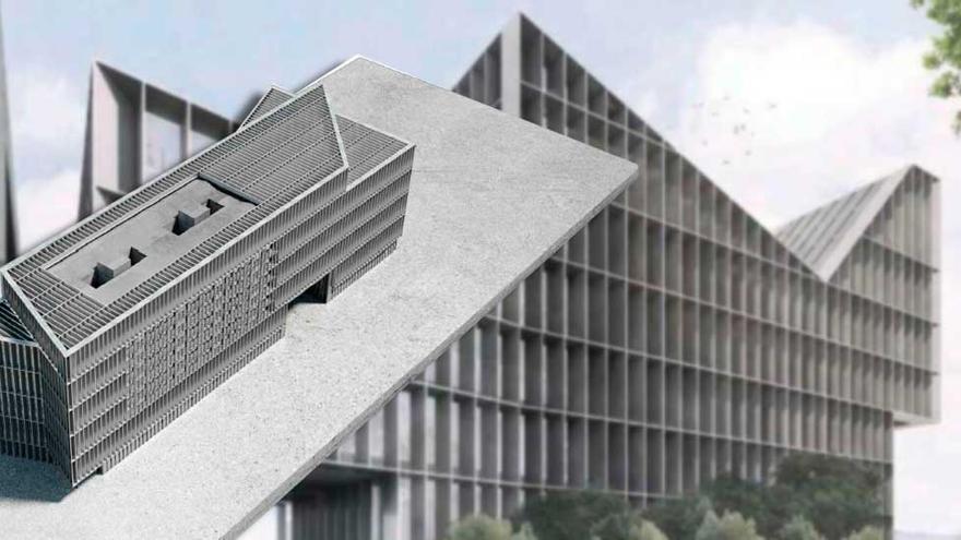 Zona Franca relanza el World Car Center tras lograr encaje urbanístico y el 'ok' de la Xunta