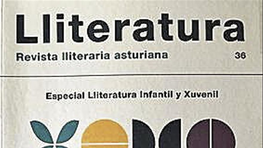 La revista del Día de les Lletres Asturianes