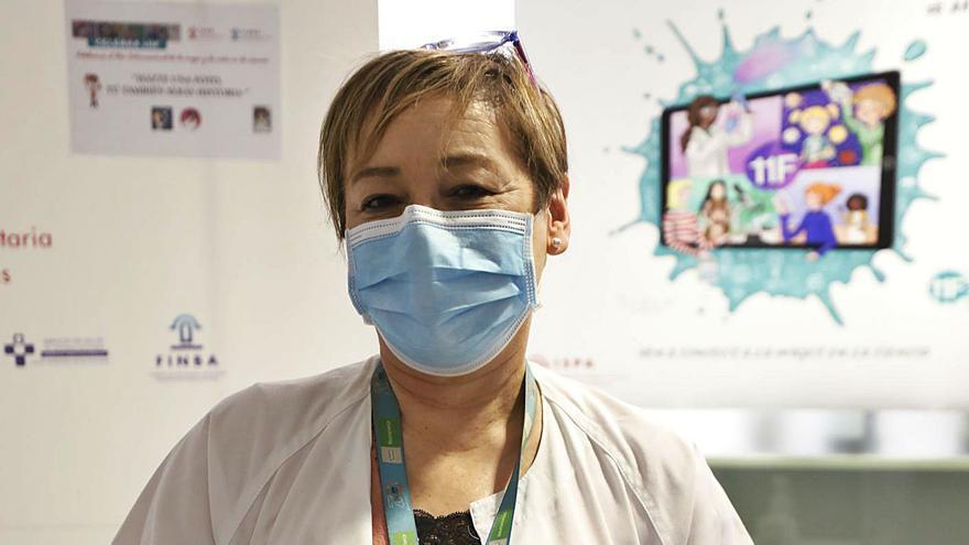 """Victoria Álvarez, coordinadora de calidad del ISPA: """"Además de hacer ciencia, el ISPA tiene que hacerse y hacerla visible"""""""