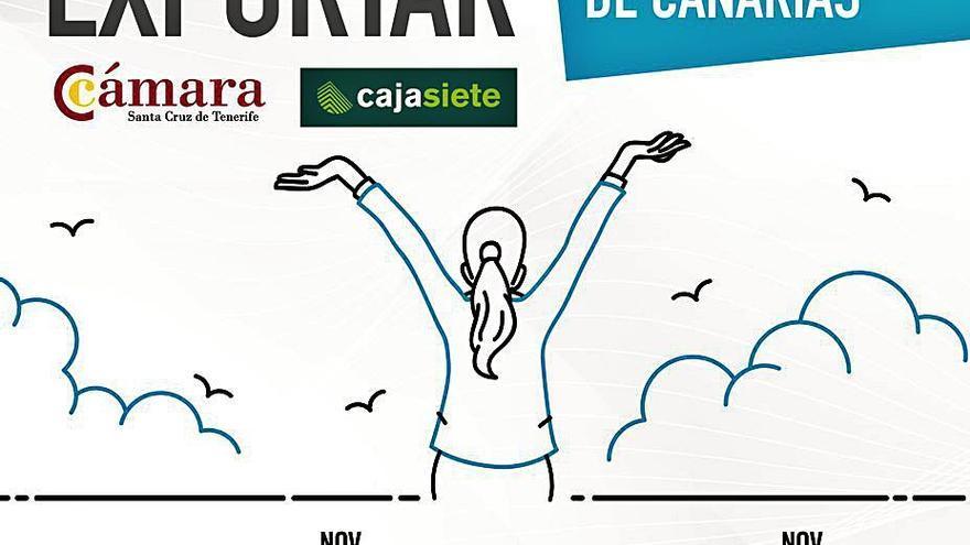 Primera edición de 'La ruta para exportar: Cómo empezar a vender fuera de Canarias'