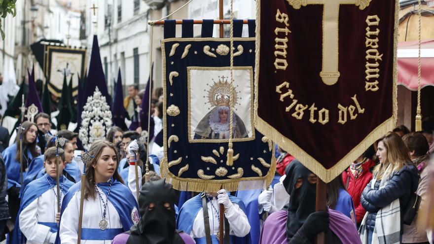 La Unión de Cofradías Penitenciales de Cáceres convoca elecciones