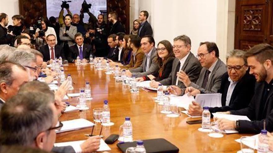 Puig exige a Rajoy los 1.500 millones de la liquidación del 2016