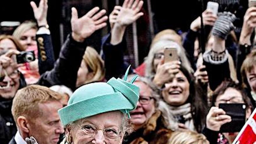 Margarita de Dinamarca: primera reina vacunada contra el COVID