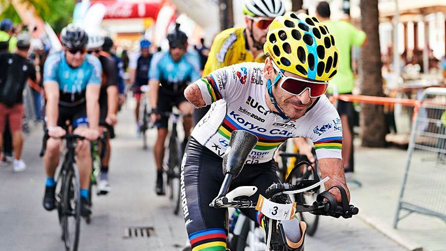 La Vuelta Cicloturista a Ibiza homenajeará a Ricardo Ten