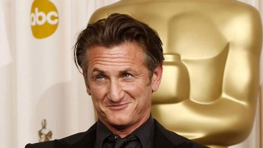Sean Penn ridiculiza la campaña '#MeToo' y a Donald Trump