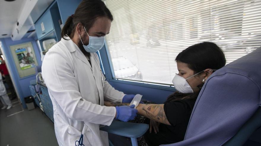 Asturias necesita nuevos donantes de sangre y reponer las reservas de A+ y 0+