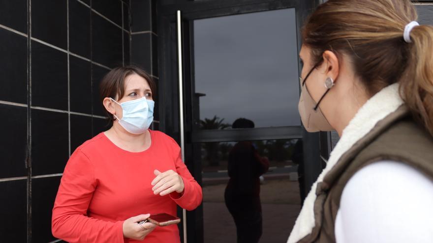 Conmoción entre los vecinos de la mujer estrangulada en Burriana