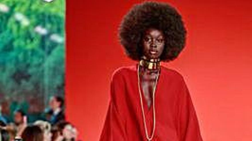 Elie Saab, a ritmo de Nina Simone en París