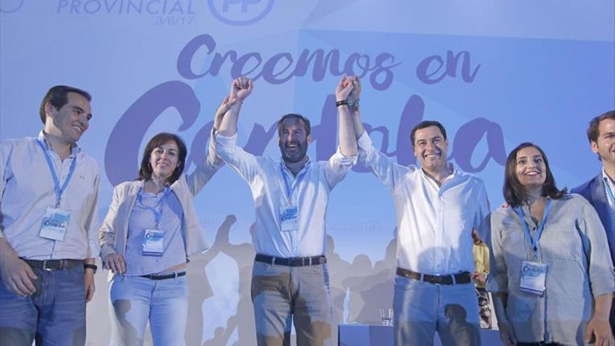 Molina insta a «recuperar los espacios de gobierno» en Córdoba