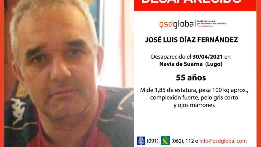 Seis días sin noticias del desaparecido en Lugo