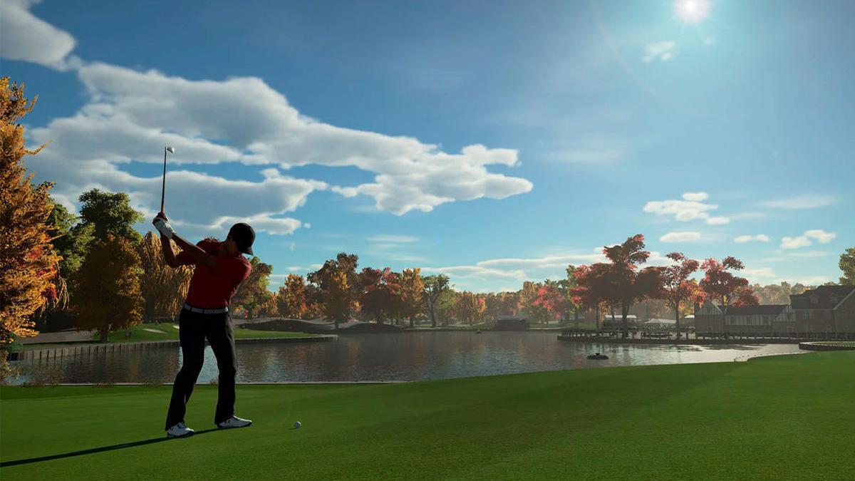 'PGA TOUR 2K21'.