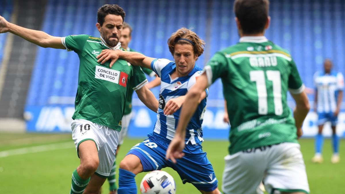 El Deportivo El Ejido, rival del Dépor en primera ronda de la Copa
