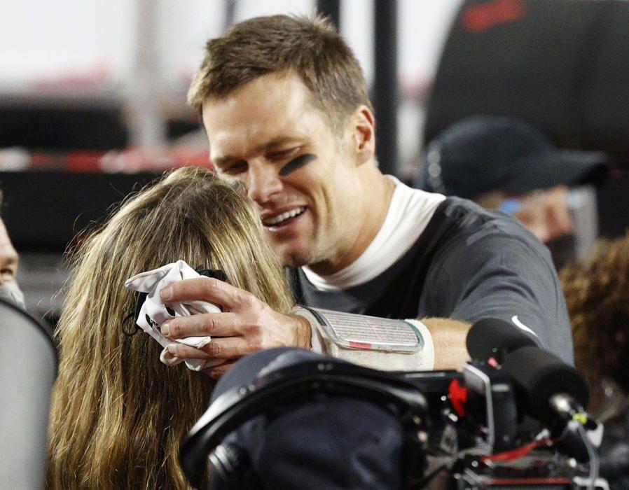 Tom Brady conquista su séptima Superbowl