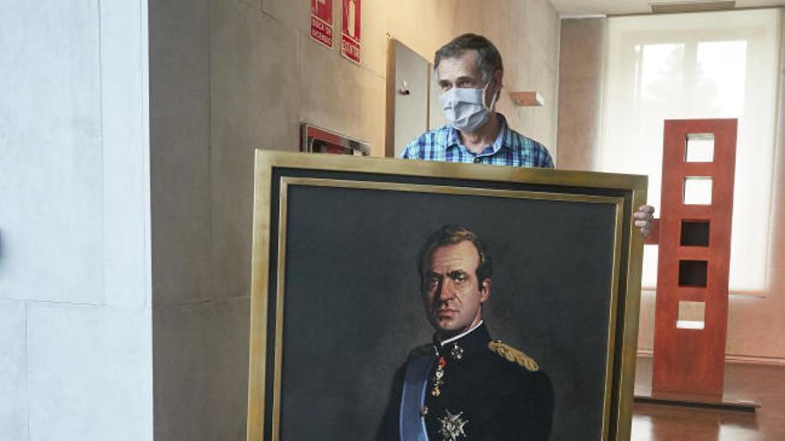 Barcelona retira la medalla de oro de la ciudad al rey emérito Juan Carlos I