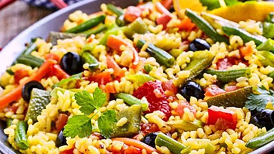 La recepta: Paella amb verdures de temporada