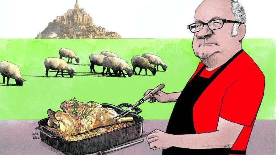 Violencia del sacrificio y dulzura del asado