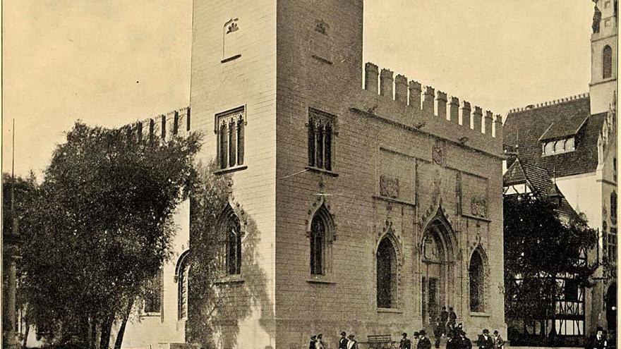 Chicago 1893, Valencia en Norteamérica (I)